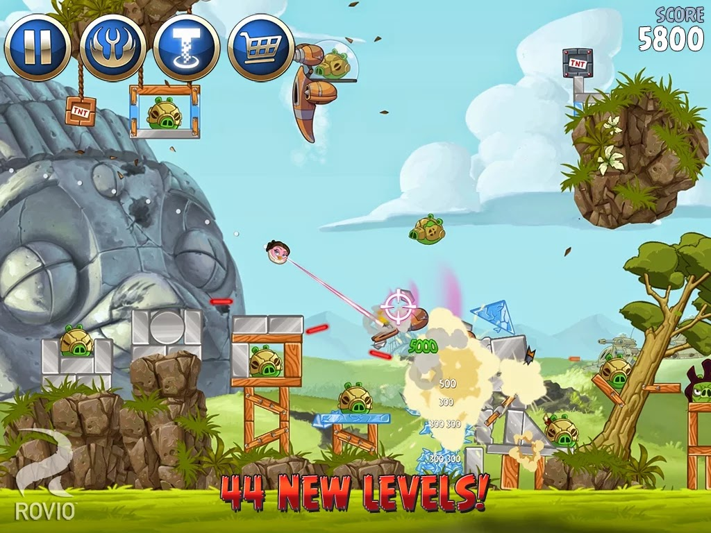 Angry Birds Star Wars II v1.4.0
