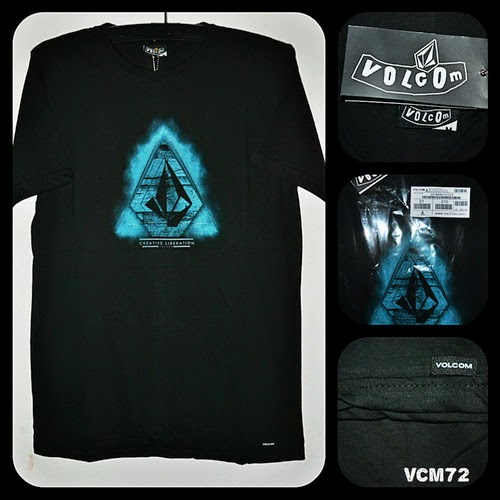 Kaos Surfing Volcom Kode VCM72