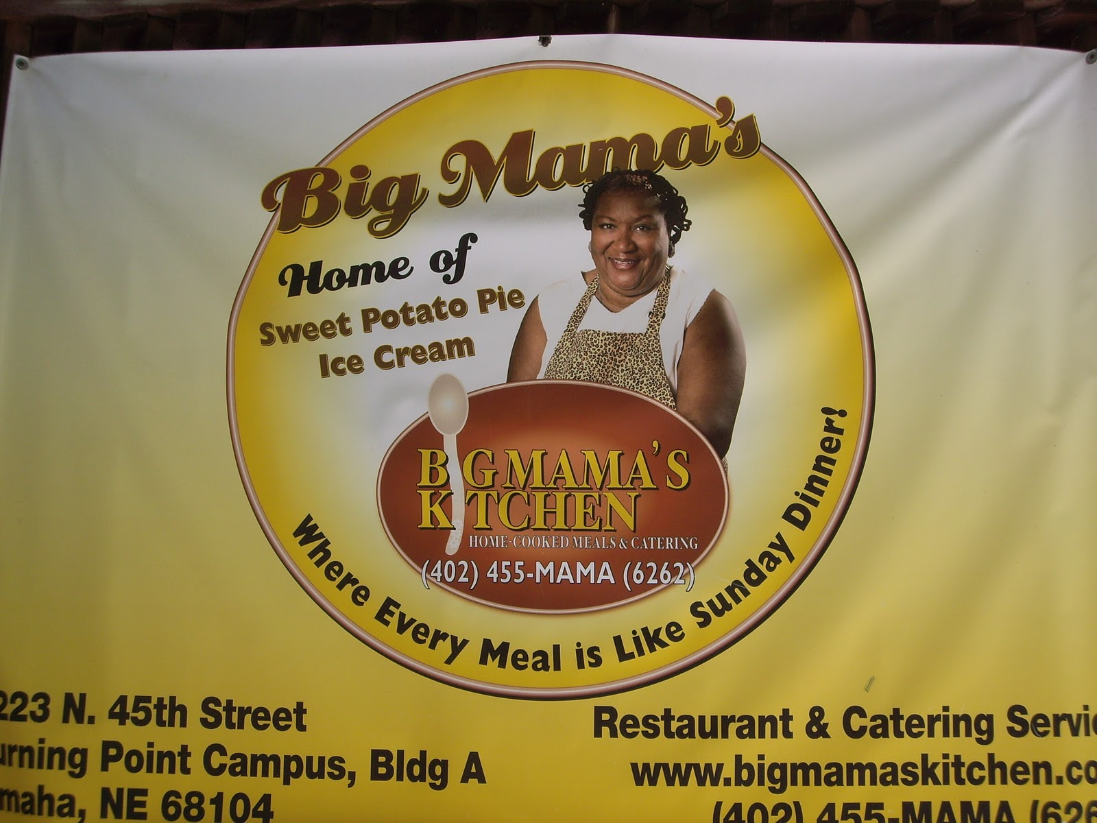 Big Mamas Kitchen Omaha Gassaways Adventures Iowa And The Mississippi