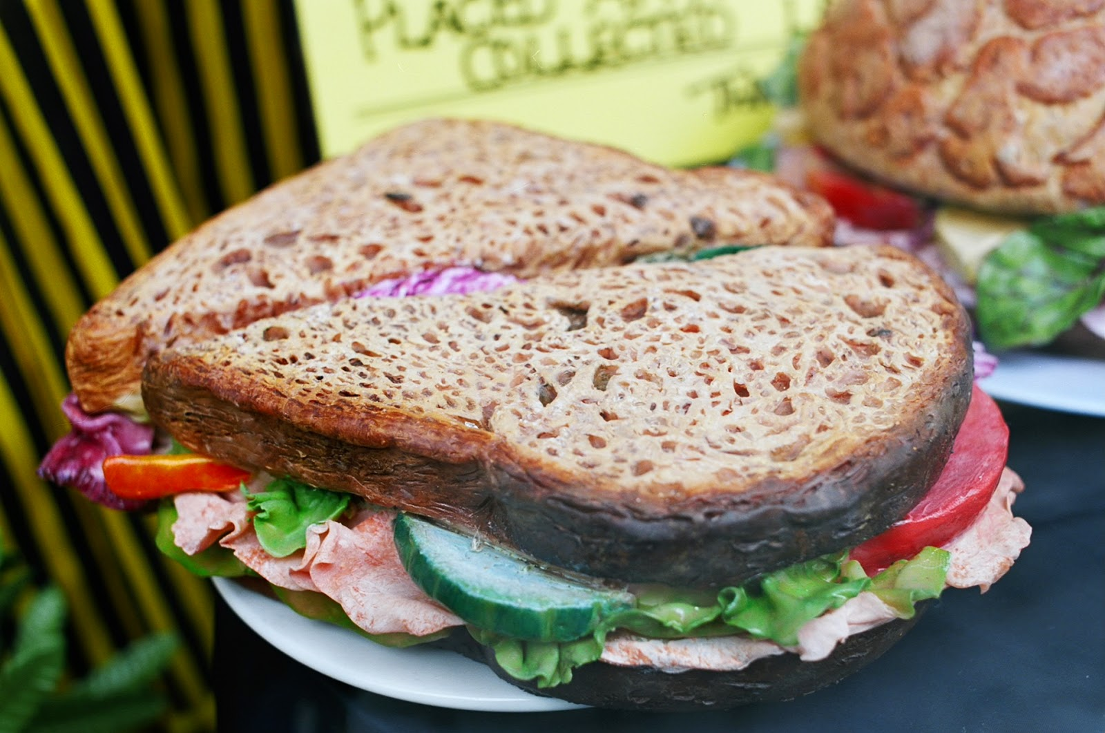 Sandwich, St Ives, Cornwall, © VAC 2012 100Days ,4 Million Conversations, General Election 2015, Health, Diet, NHS, Obesity