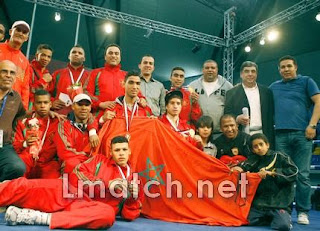 Casablanca boxing 2012
