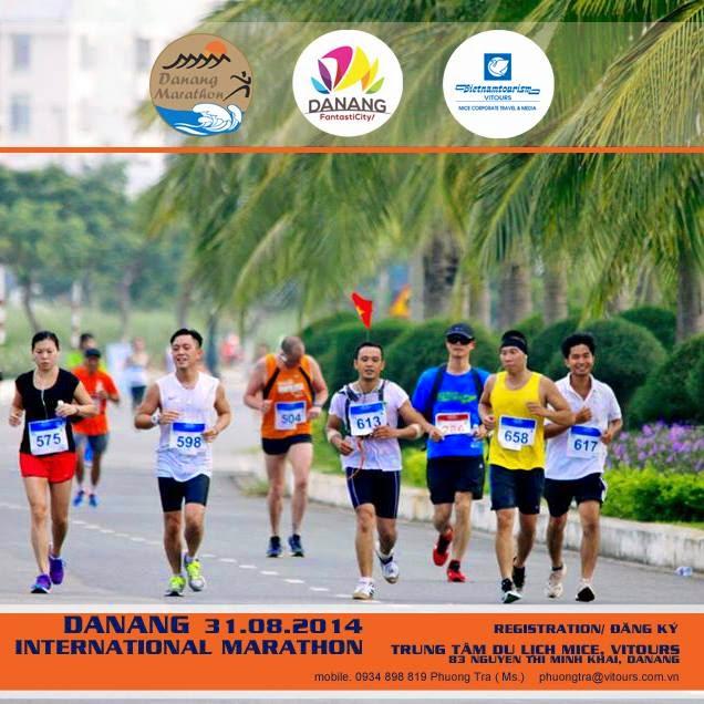 Danang International Marathon 2014