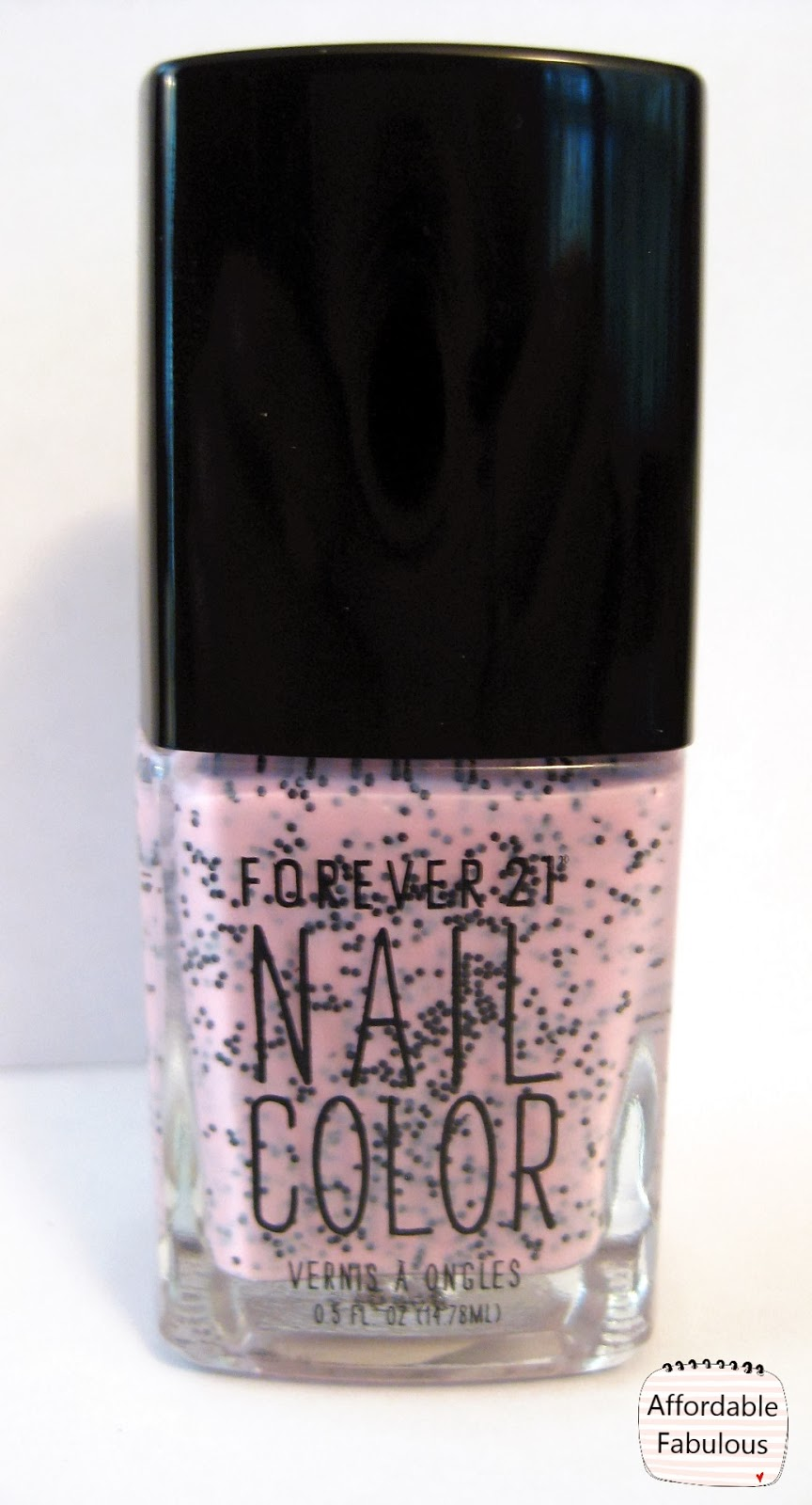 Affordable Fabulous: Review + Swatches: Forever 21 Love & Beauty ...