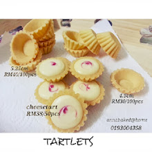 Tart Shell/Cheesetart