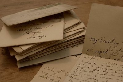 The Olde Barn Love Letters Straight From The Heart