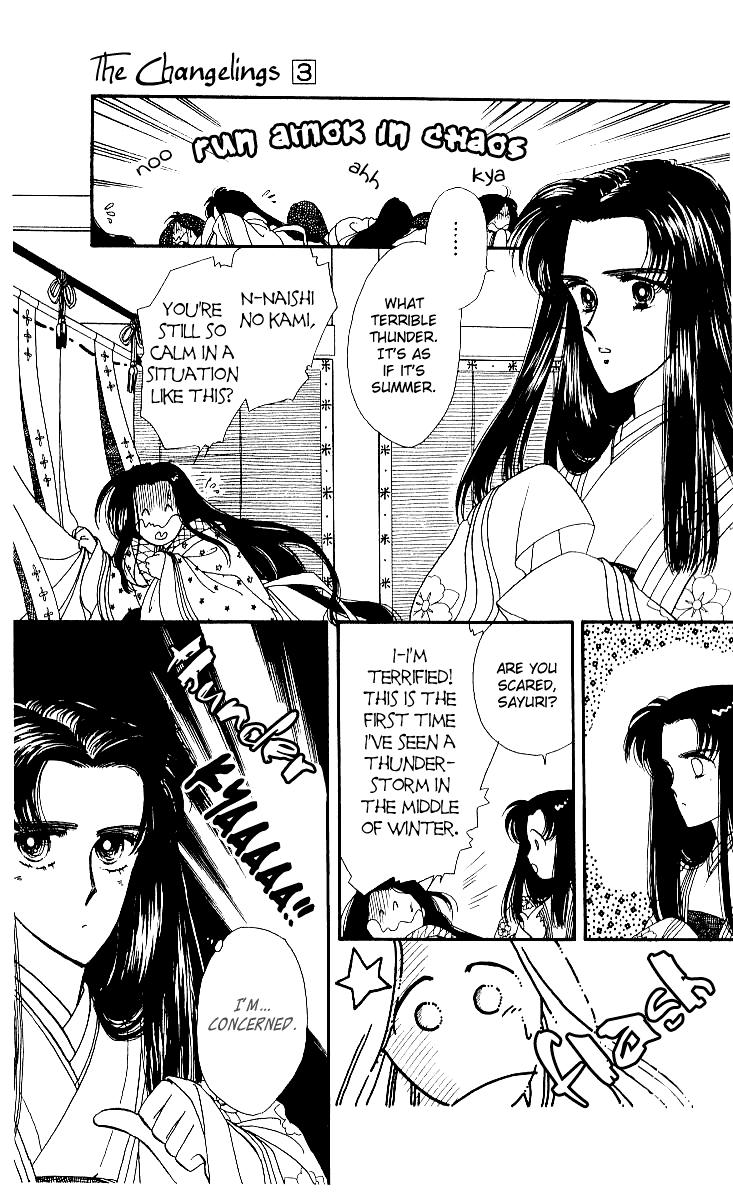 ざちえんじ!; ざ・ちぇんじ!; Ima Torikaebaya Monogatari; The Change                           010 Page 37