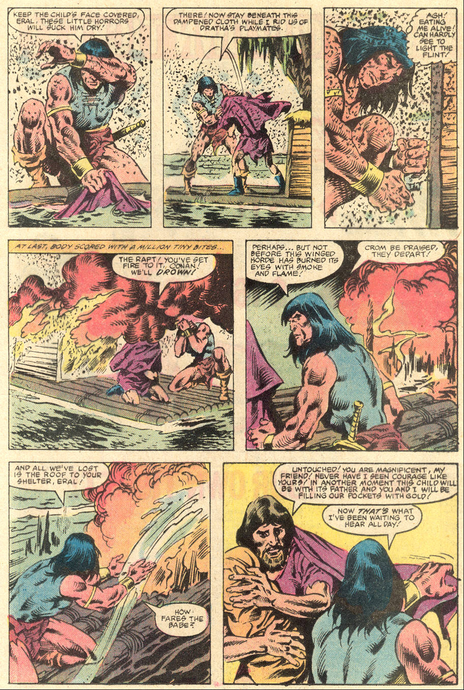 Conan the Barbarian (1970) Issue #136 #148 - English 16