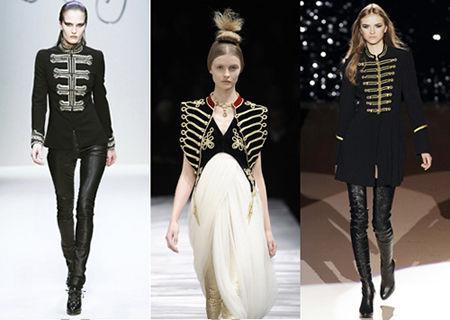 Outerwear fashion