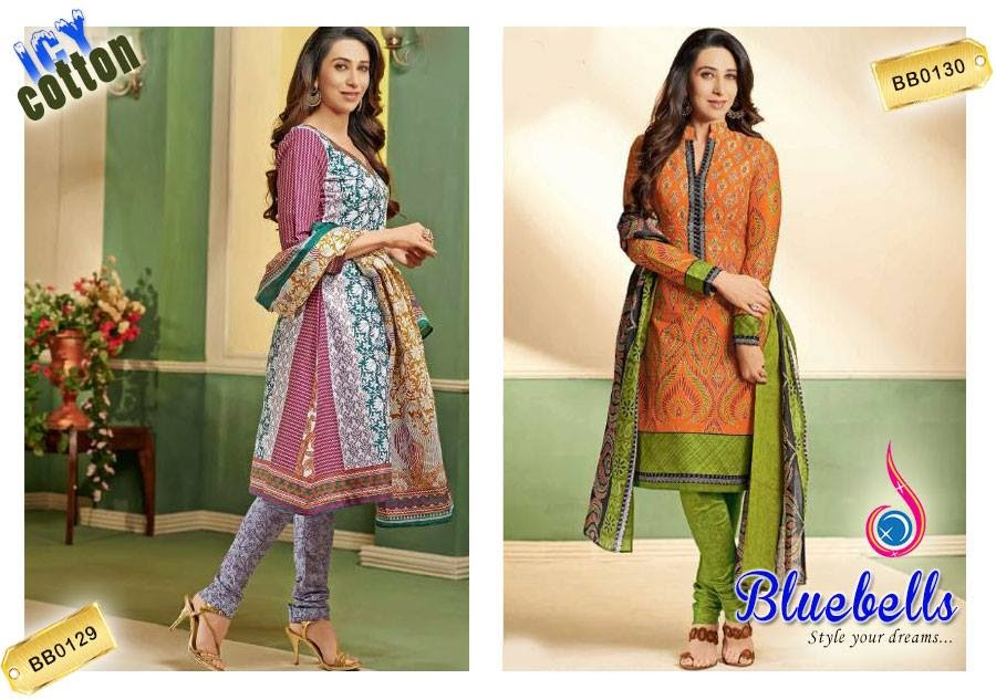 Karishma Kapoor Summer lawn 2015 Collection
