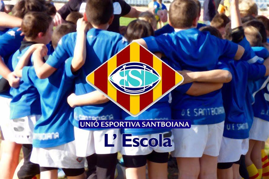 Escola de Rugbi U.E.Santboiana