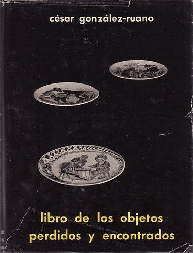 LIBRO DE LOS OBJETOS PERDIDOS Y ENCONTRADOS