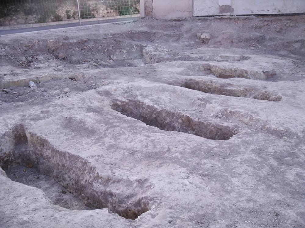 Resultado de imagen de basilica de paleocristiana de Estepa