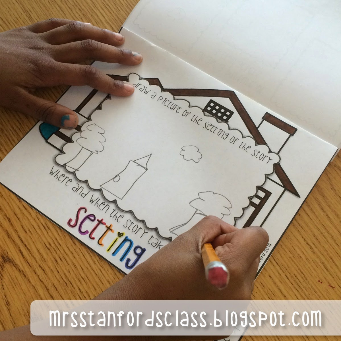 Story Elements Flipbook by Jessica Ann Stanford of Mrs. Stanford's Class This product was originally created for kinders, but has been revamped and extended for upper grades. Teachers will have 3 style choices to choose from with areas covering: -title -author -illustrator -character -setting -sequence of events -problem -solution -plot -theme