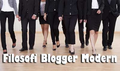 Blog Info, Blogger Modern