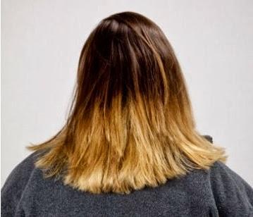 kötü ombre saç
