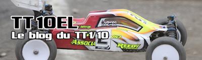 TT 1/10° Electrique