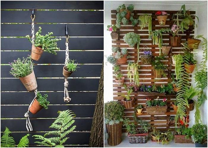 Como Fazer Uma Horta Vertical  Ponto K