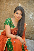 Actress Anusha Photos in Half saree-thumbnail-15