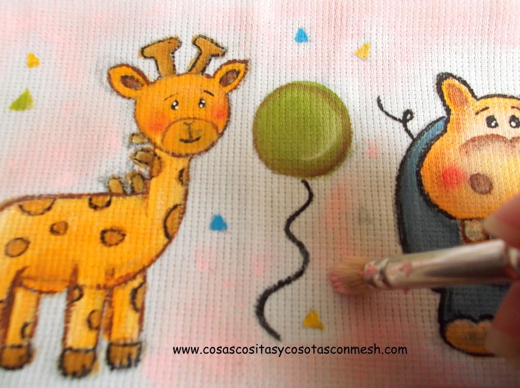 Toallas para niños ~ cositasconmesh