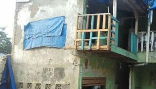 PENGGUSURAN KAMPUNG PULO : Ajaib Ada Rumah yang Tidak Mempan Dihancurkan?