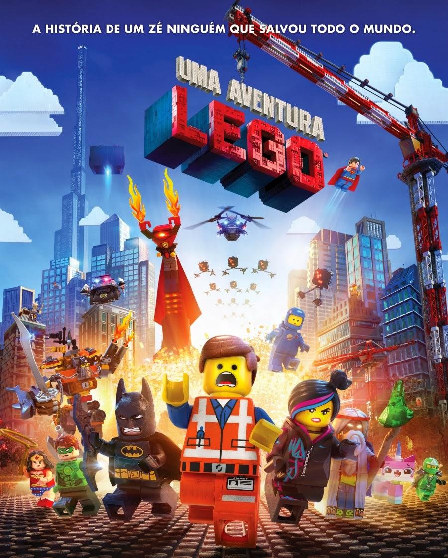 Uma Aventura LEGO – Legendado (2014)