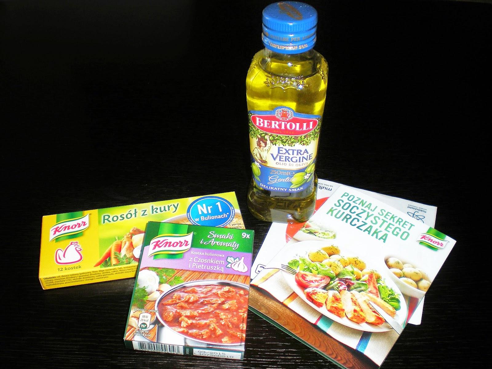 Gotuję z Knorr :)