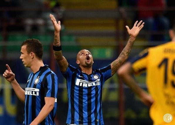 Inter Milan 1-0 Verona