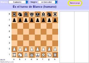 ¿Juegas ajedrez?