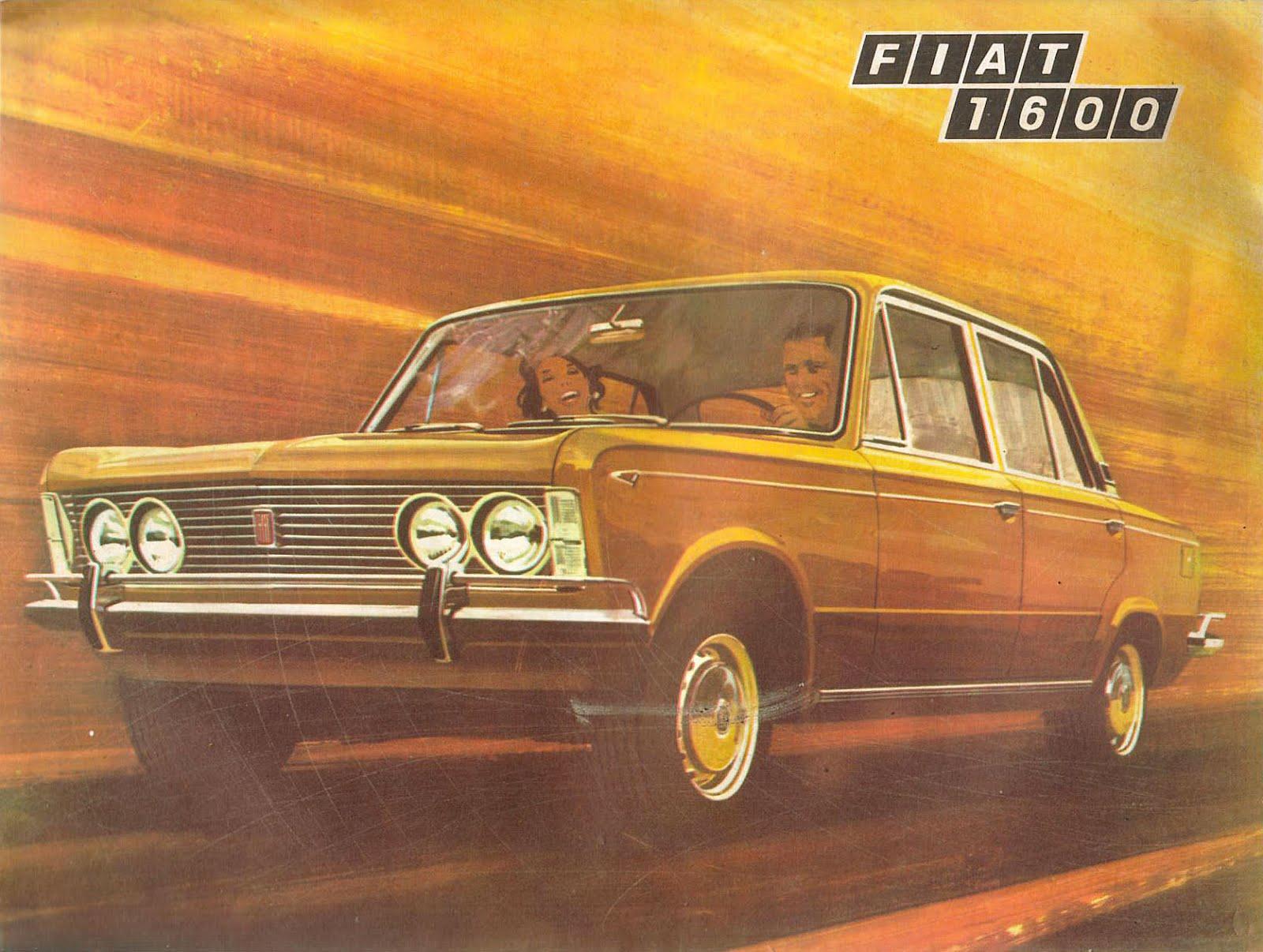 FIAT 1600.