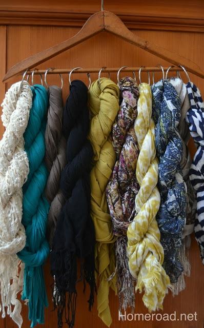 Cabide de lenços