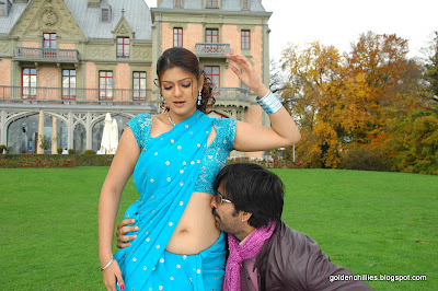 kissing on navel show