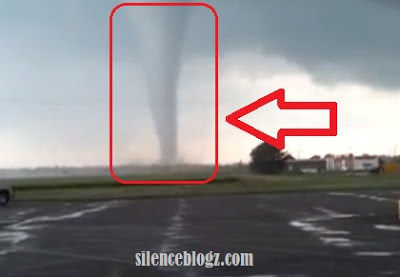 VIDEO Tornado Gergasi Melanda Oklahoma
