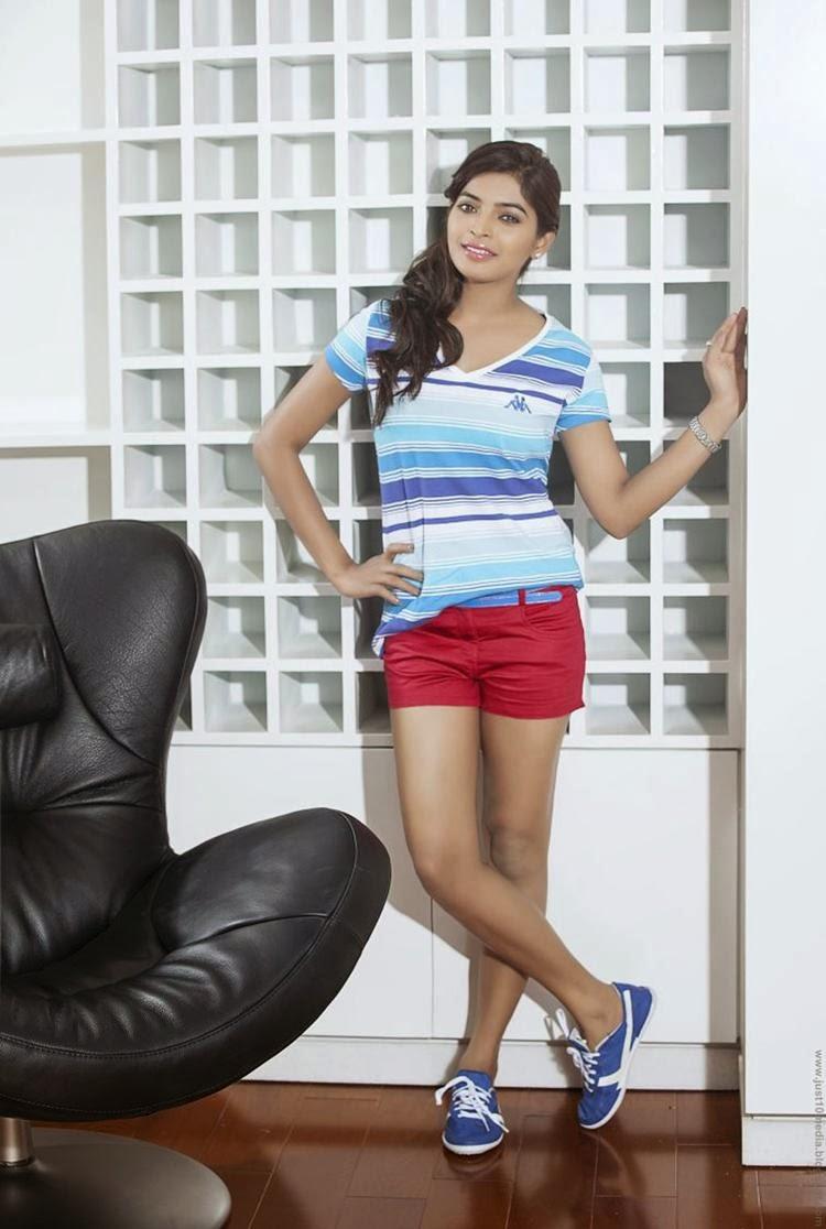 Sanchita Shetty In Villa