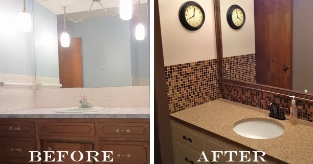 Diy Why Spend More Decorative Trim On Bathroom Mirror