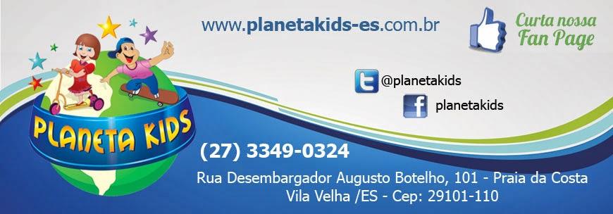 Cerimonial Planeta Kids