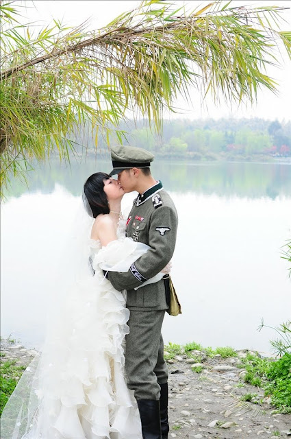 Asian Nazi Wedding