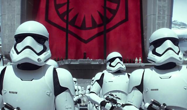 Wenn Du es einmal gesehen hast, dann siehst Du es immer wieder | Disneys Einfluß in Star Wars VII | Vorsicht!