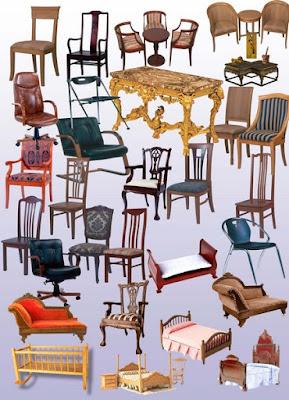Furniture PSD