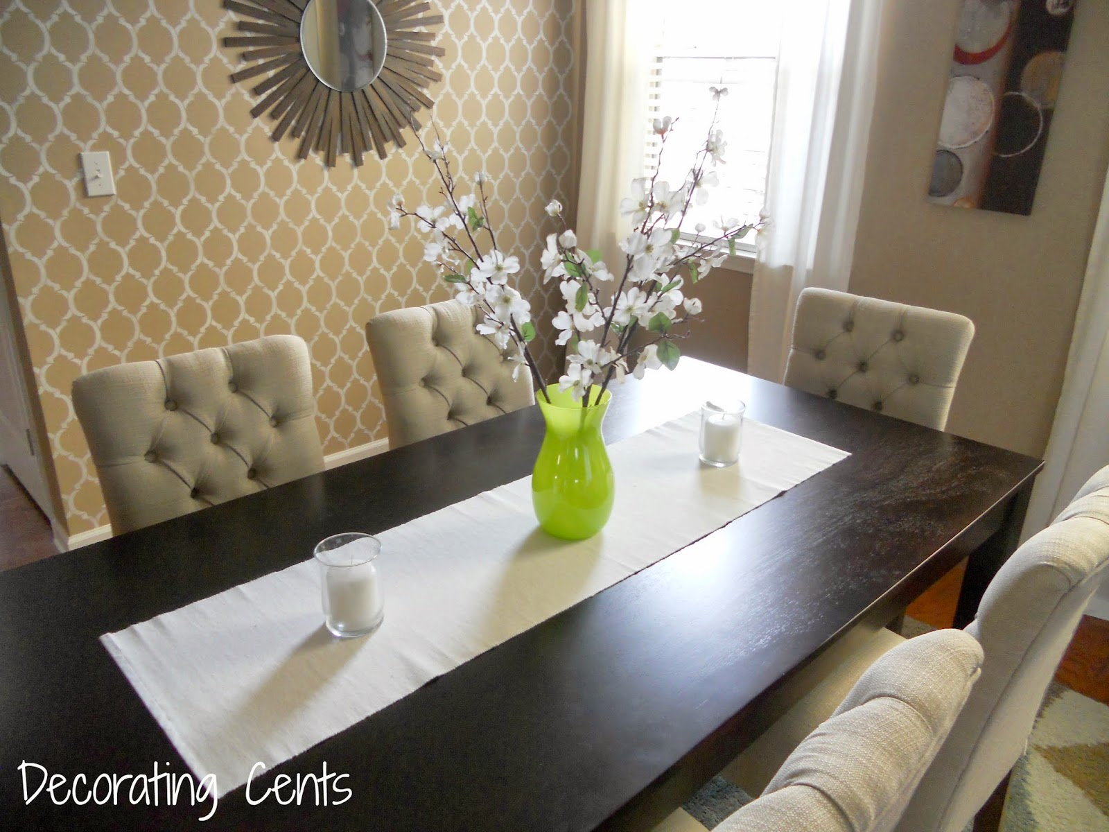 Decorating Cents Thanksgiving Table Decorating Cents The New ...