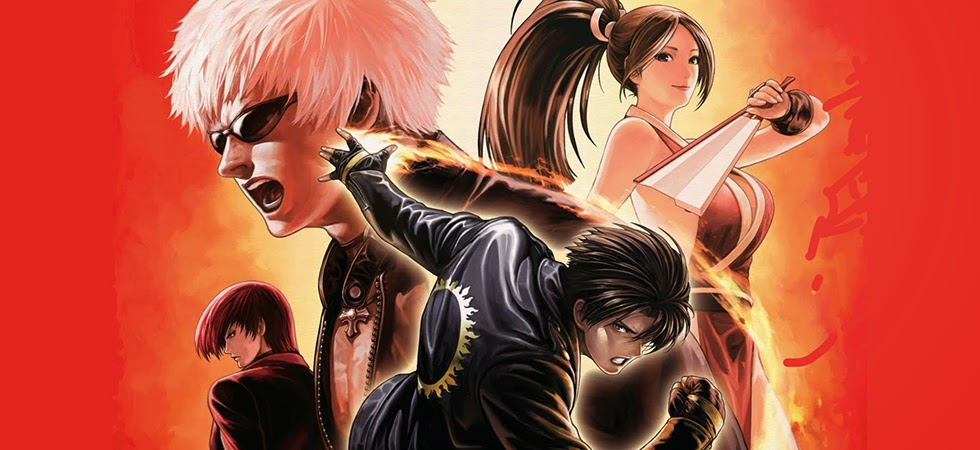 Phim King of Fighters Another Day