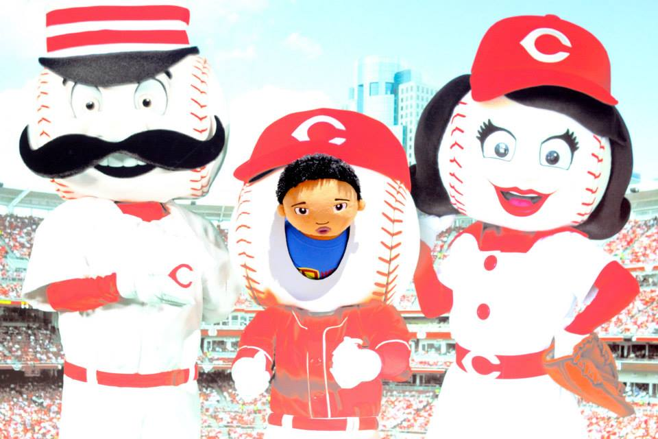 #WheresHankandHeidi, #Reds, #Cincinnati