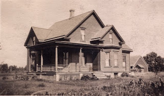 The Old 1906 Farmhouse Before Renovation