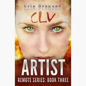 artist, remote series book three, eric crouant