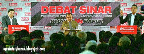 Debat PTPTN... Apa hasilnya?