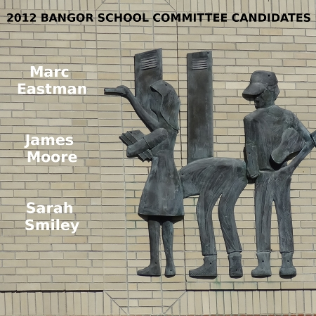 James F Doughty School,Bangor,Maine,School Committee,Candidates