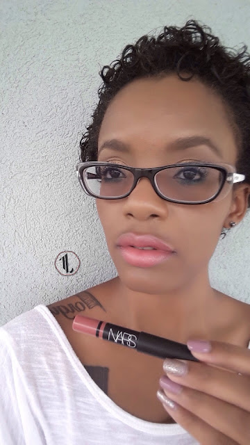 NARS Satin Lip Pencil 'Rikugien' swatch www.modenmakeup.com