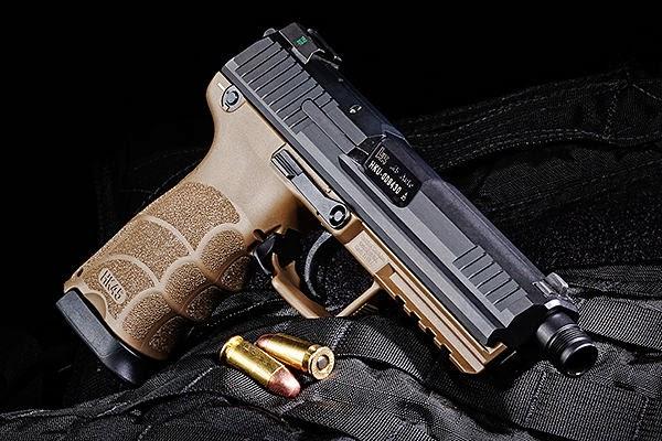 Pistola Heckler & Koch - HK45T