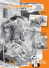 Crónicas dibujadas. Carlos R. Martínez
