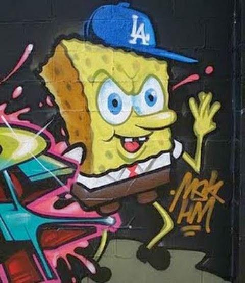 american graffiti cartoon