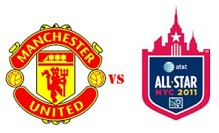 Watch Man Utd vs MLS All Stars Live Stream Soccer – 27 July 2011 ...